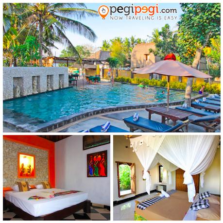5 Hotel Favorit Dekat Pantai Di Nusa Lembongan