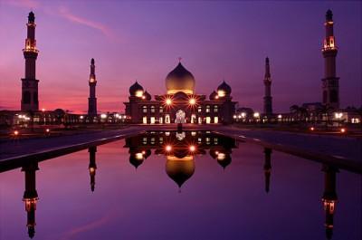 Masjid-Agung-An-Nur-RIAU