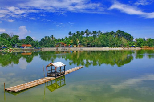 Danau-Situ-Gede-Bogor
