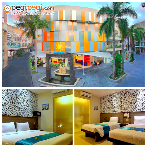 Everyday smart hotel Kuta