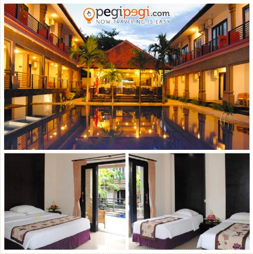 Taman Tirta Ayu Pool and Mansion Bali