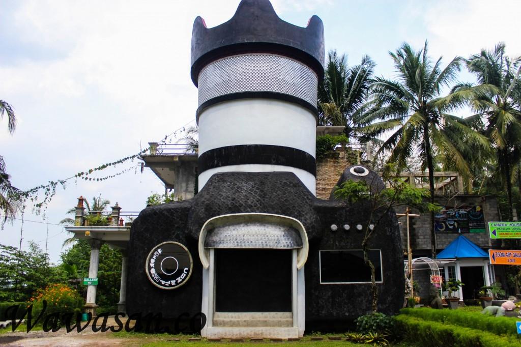 Tempat-wisata-magelang-rumah-kamera