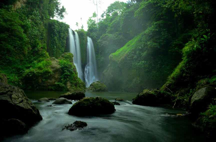 Air Terjun - Blang Kolam