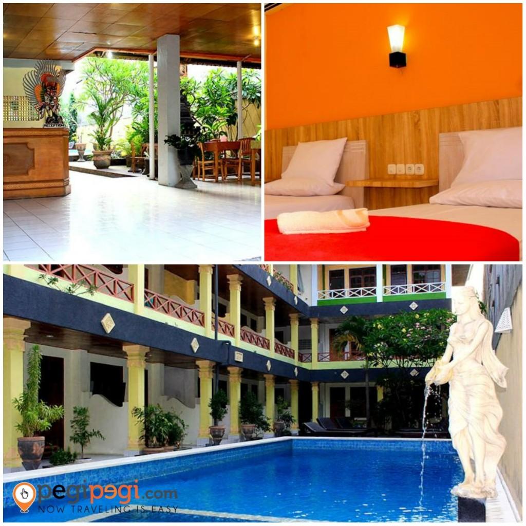 5 hotel nyaman di bali dengan tarif rp 100 ribuan for Tarifs hotel