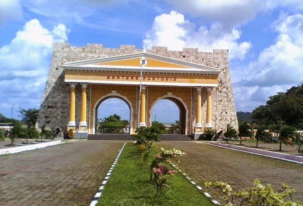 Gerbang Benteng Portugis Jepara