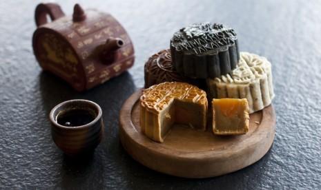 Kue bulan dari Chef John Chu