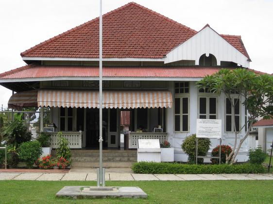Rumah Pengasingan BUng Karno Bengkulu