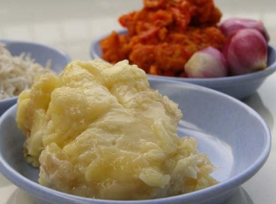 Tempoyak durian