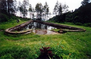 kolam cinta. foto adji