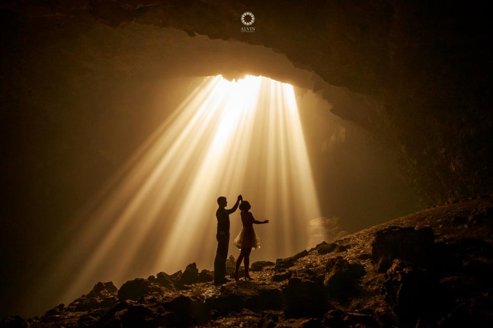 foto-prewedding-goa-jomblang
