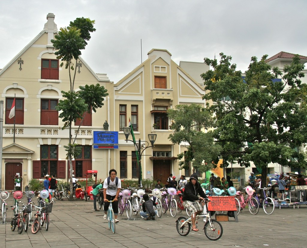 Museum Wayang, Kota Tua (Old Town), Jakarta