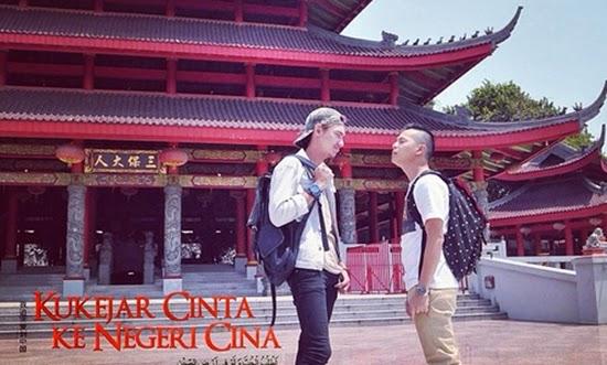 ku kejar cinta ke negeri china