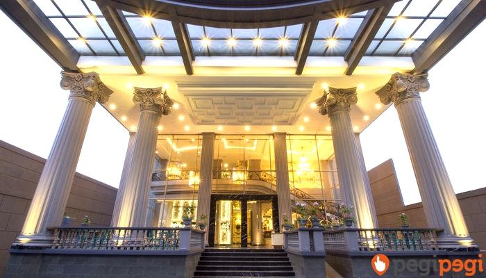 hotel romantis bandung