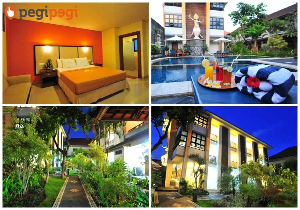 5 Hotel Di Legian Bali Dengan Tarif Rp 200 Ribu An Untuk Liburan