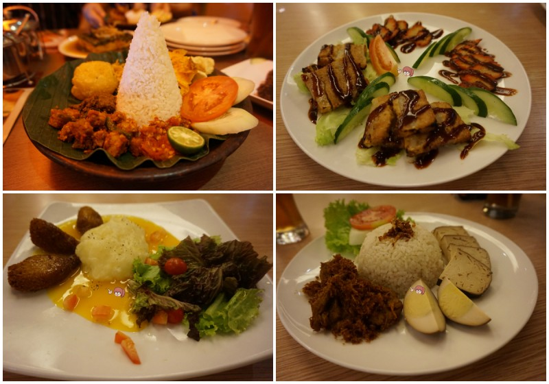 Dharma Kitchen Menu Vegetarian Rasa Daging Sungguhan