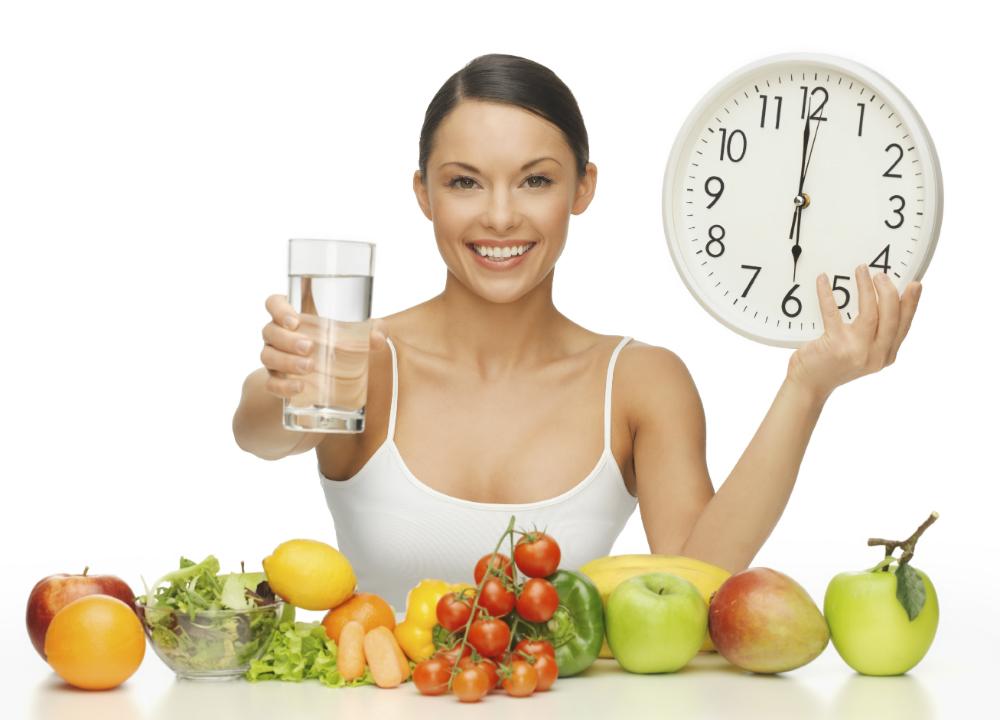 diet-clock