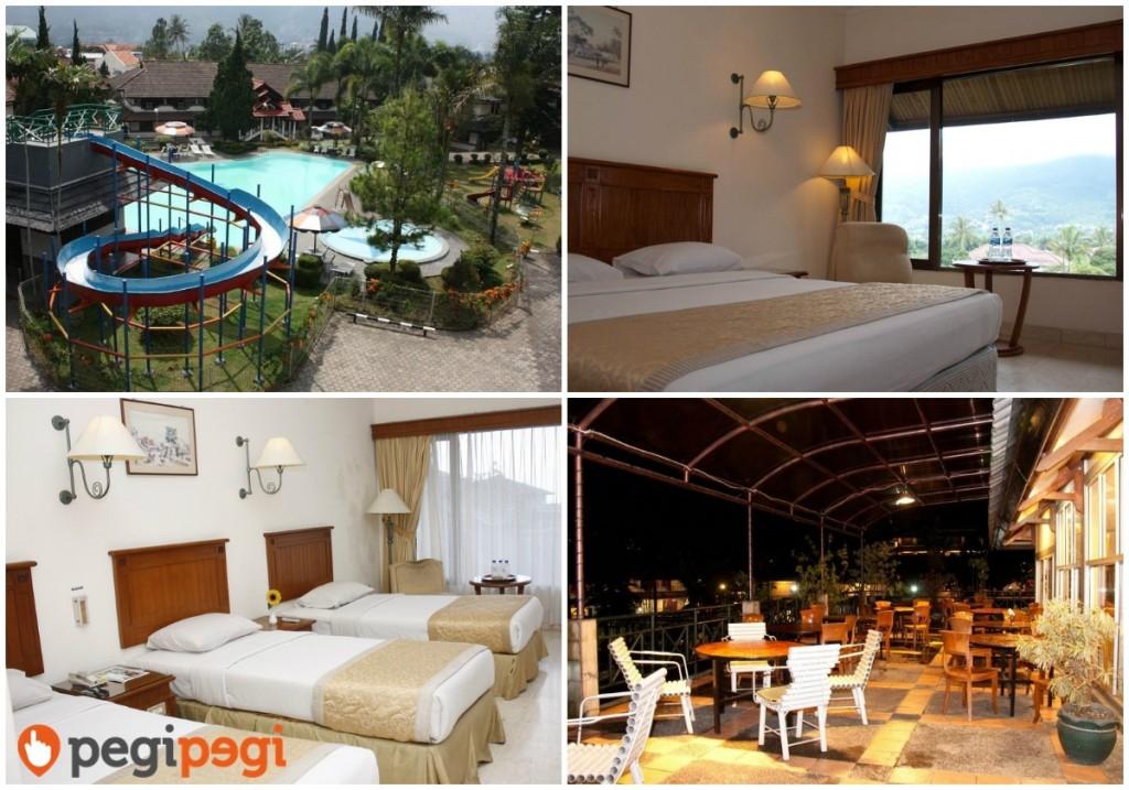 5 Hotel Di Puncak Dan Bogor Dengan Tarif Bawah Rp 300 Ribu