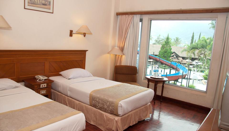 5 Hotel Di Puncak Dan Bogor Dengan Tarif Bawah Rp 300 Ribu Untuk Liburan Singkat