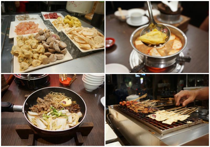 yuraku buffet