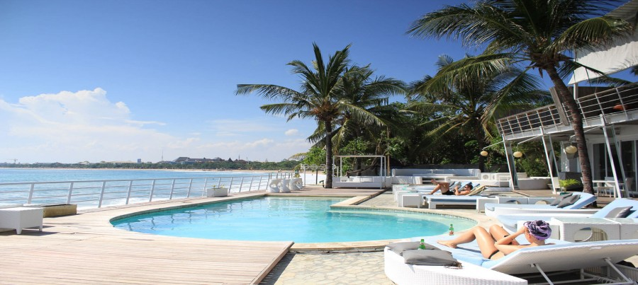 5 Hotel Murah Di Bali Yang Tersambung Pantai