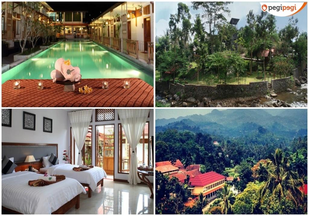 8 Hotel Murah Di Puncak Dan Bogor Dengan Pemandangan Indah Tarif
