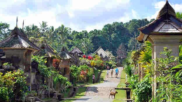 Desa penglipuran 3