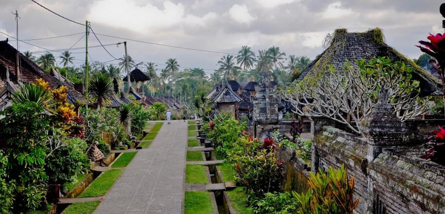 Desa Penglipuran Bali Desa Terbaik Di Dunia