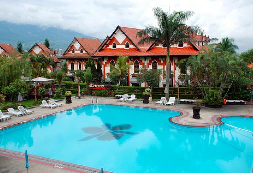 5 Hotel Murah Dan Strategis Dekat Batu Secret Zoo Malang