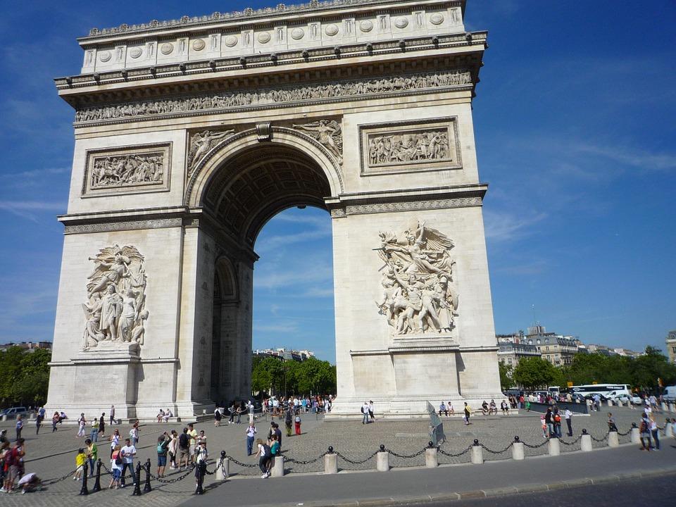 arc-de-triomphe-143005_960_720