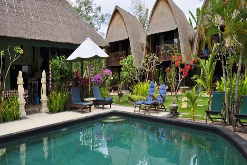10 Bungalow Di Bali Dengan Pemandangan Indah Harga Mulai Dari Rp 300 Ribuan