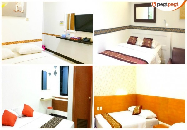SM Residence & Guest House Pasteur
