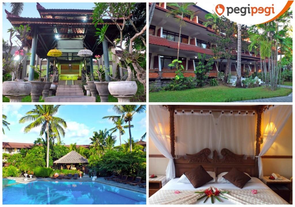 palm beach bali hotel