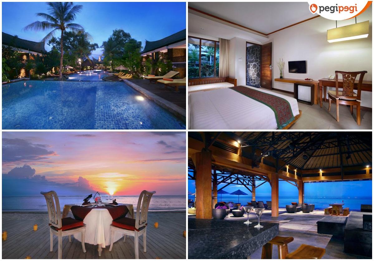 Aston Sunset Beach Resort Gili Trawangan Pegipegi Travel