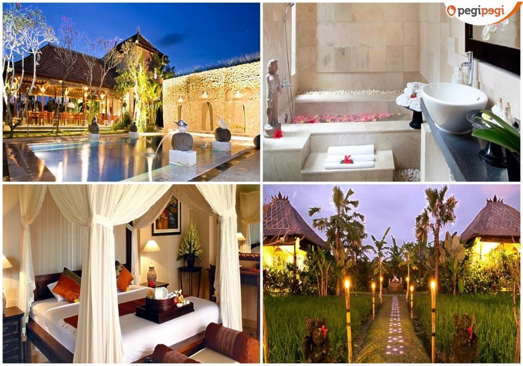 10 Hotel Di Ubud Dengan Alam Yang Indah Untuk Bulan Madu