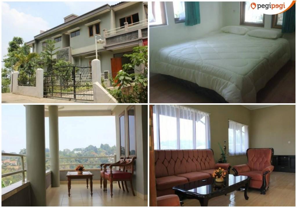 Dago Guest House Kampung Padi
