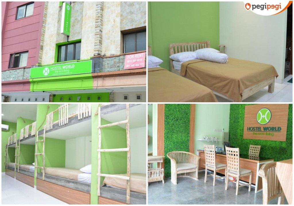 Hostel World The Eco Living