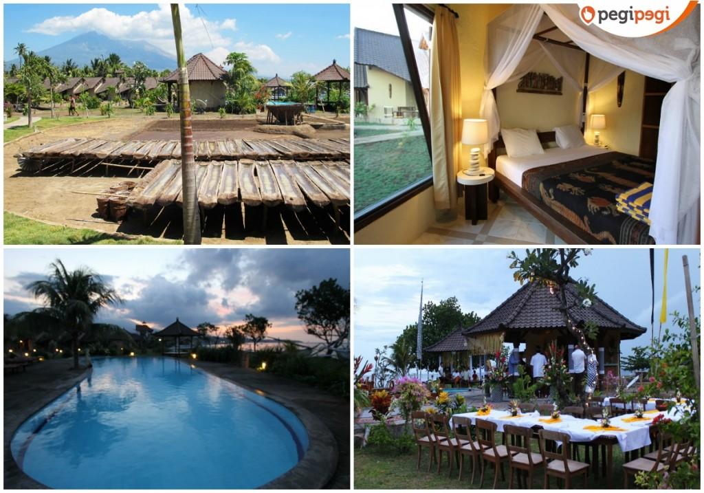 Hotel Uyah Amed Spa & Resort