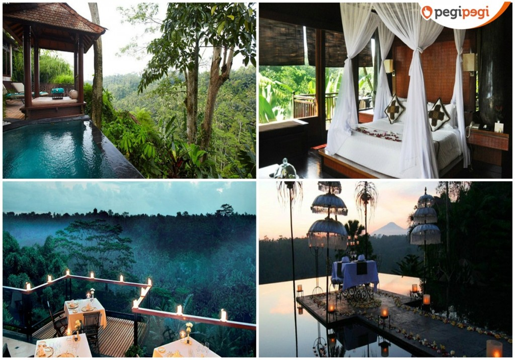 Kupu Kupu Barong Villas and Tree Spa by LOCCITANE