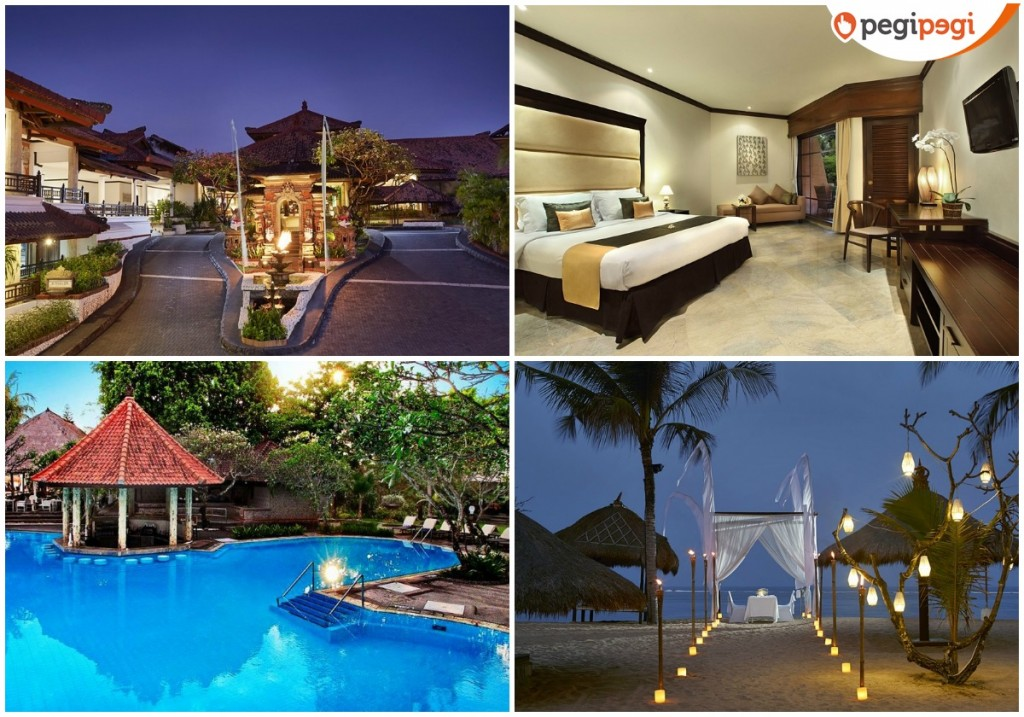 Sol Beach House Benoa Bali All Inclusive by Melia Hotels