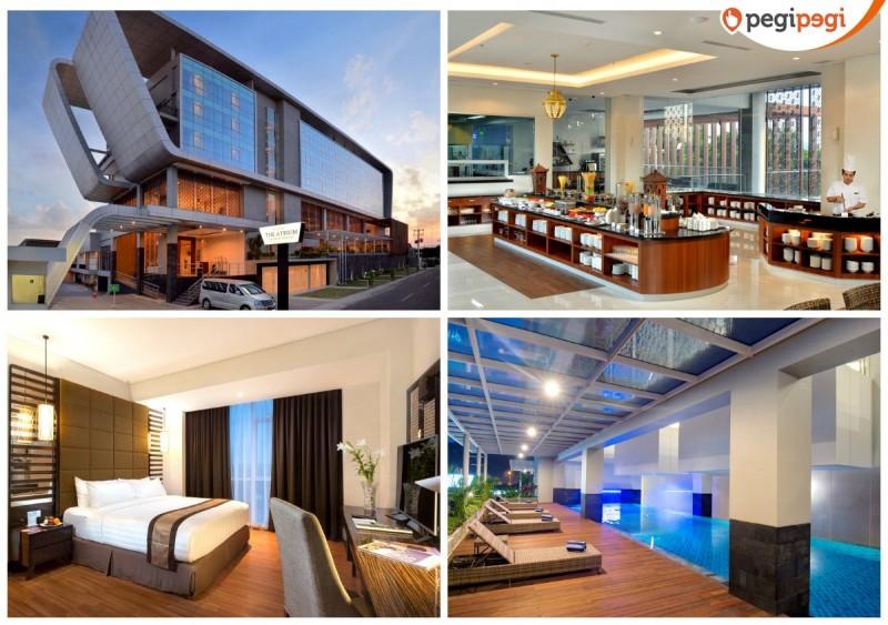 Atrium Hotel Resort Yogyakarta Hotel Murah