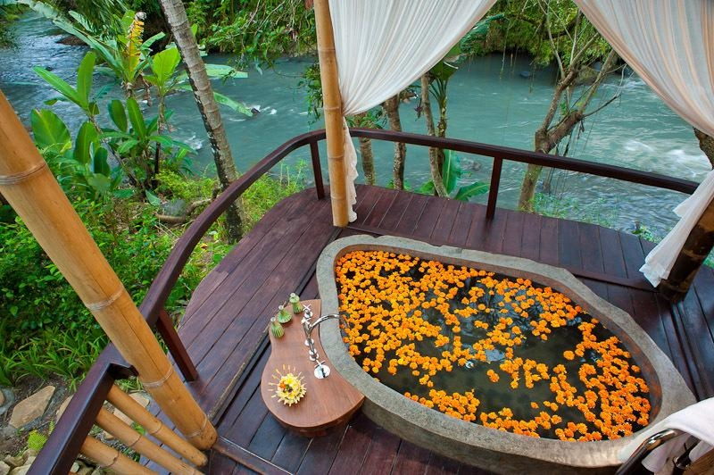 10 Hotel Di Ubud Dengan Alam Yang Indah Untuk Bulan Madu Romantis