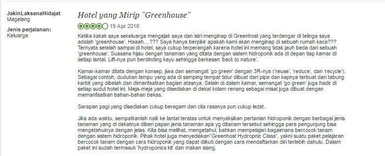 greenhost testi