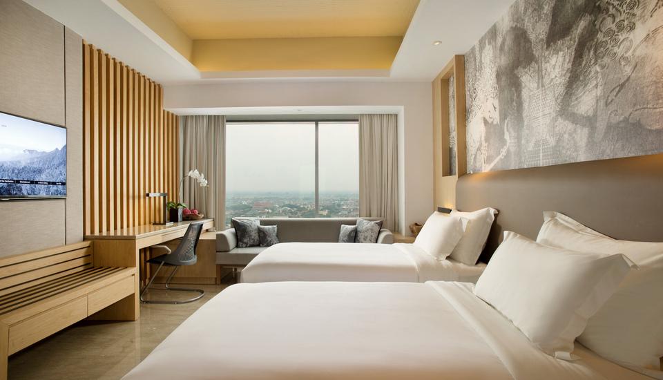 8 hotel mewah dan strategis di solo tarif mulai dari rp 300 ribuan rh pegipegi com