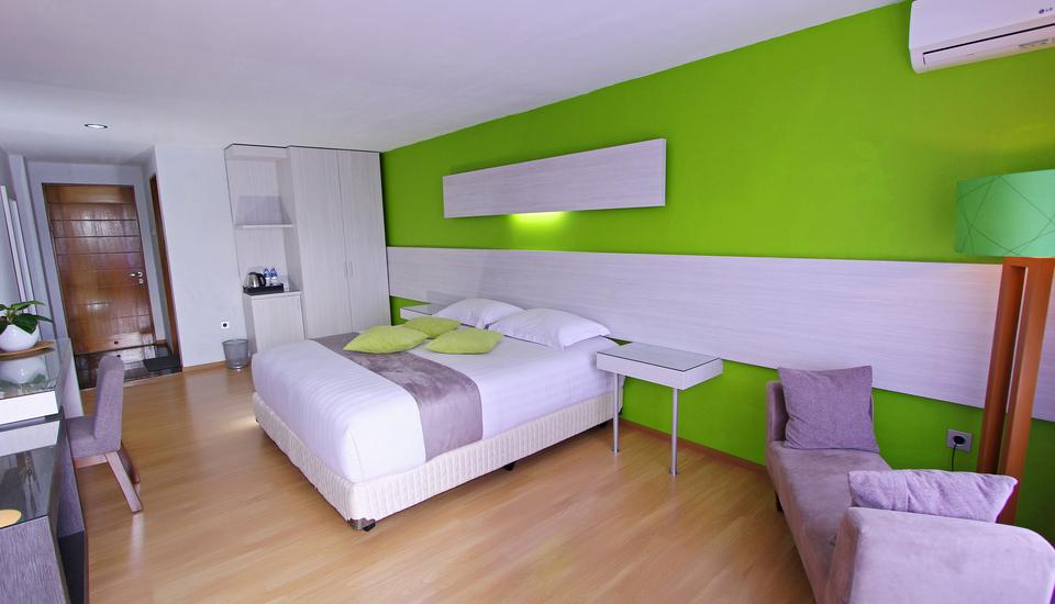 8 Hotel Murah Di Dago Bandung Harga Bawah Rp 300 Ribu