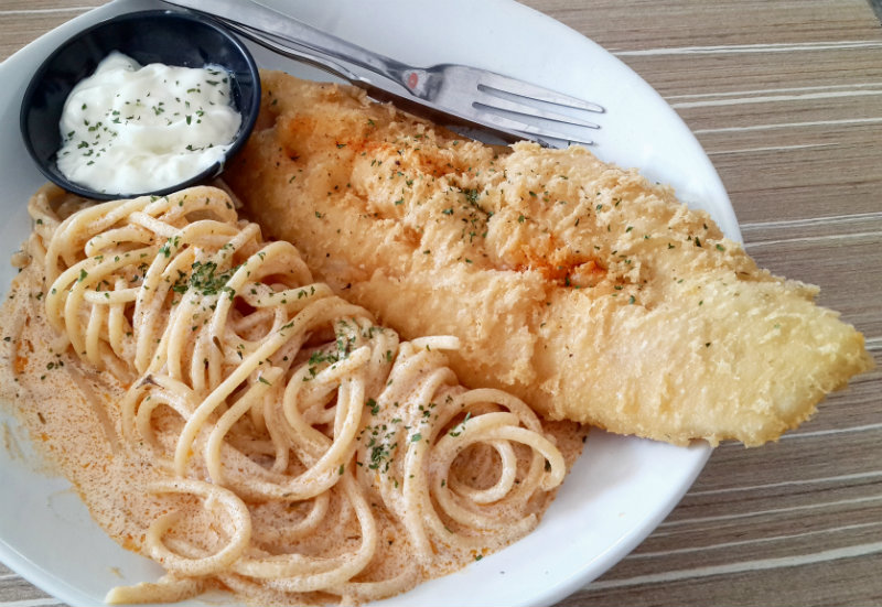 Fish Streat Sensasi Hidangan Seafood Mewah Dengan Harga Murah