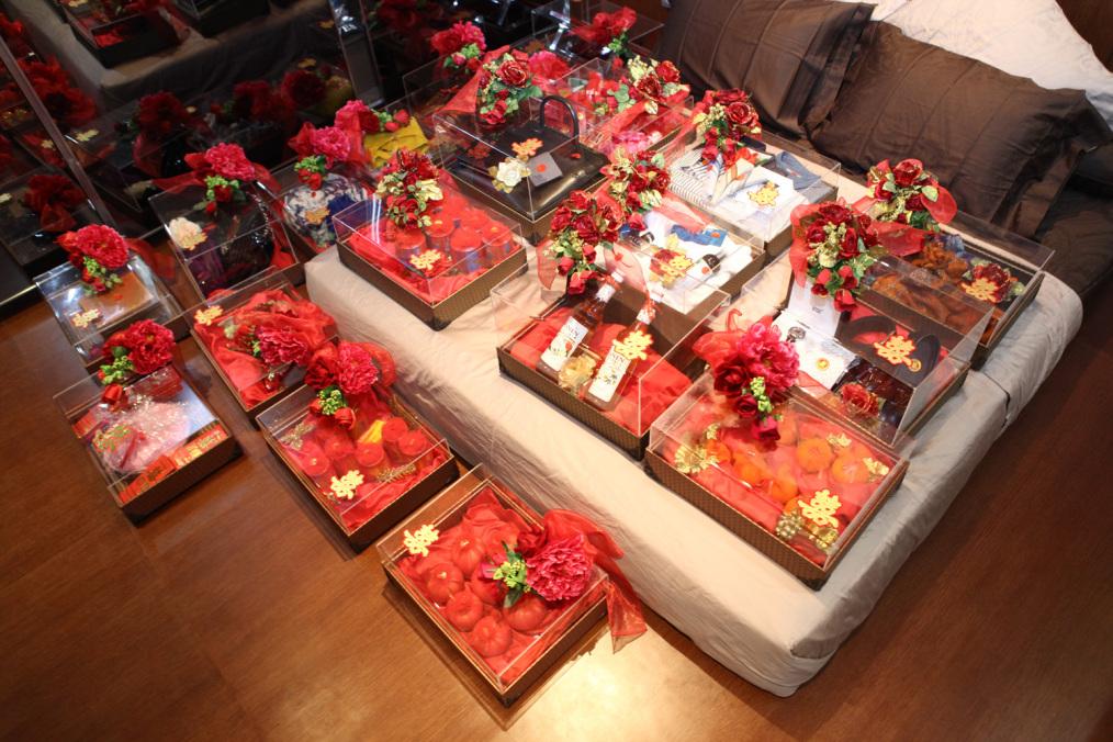 sangjit ceremony