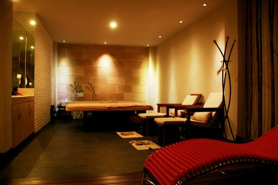 spa relax living