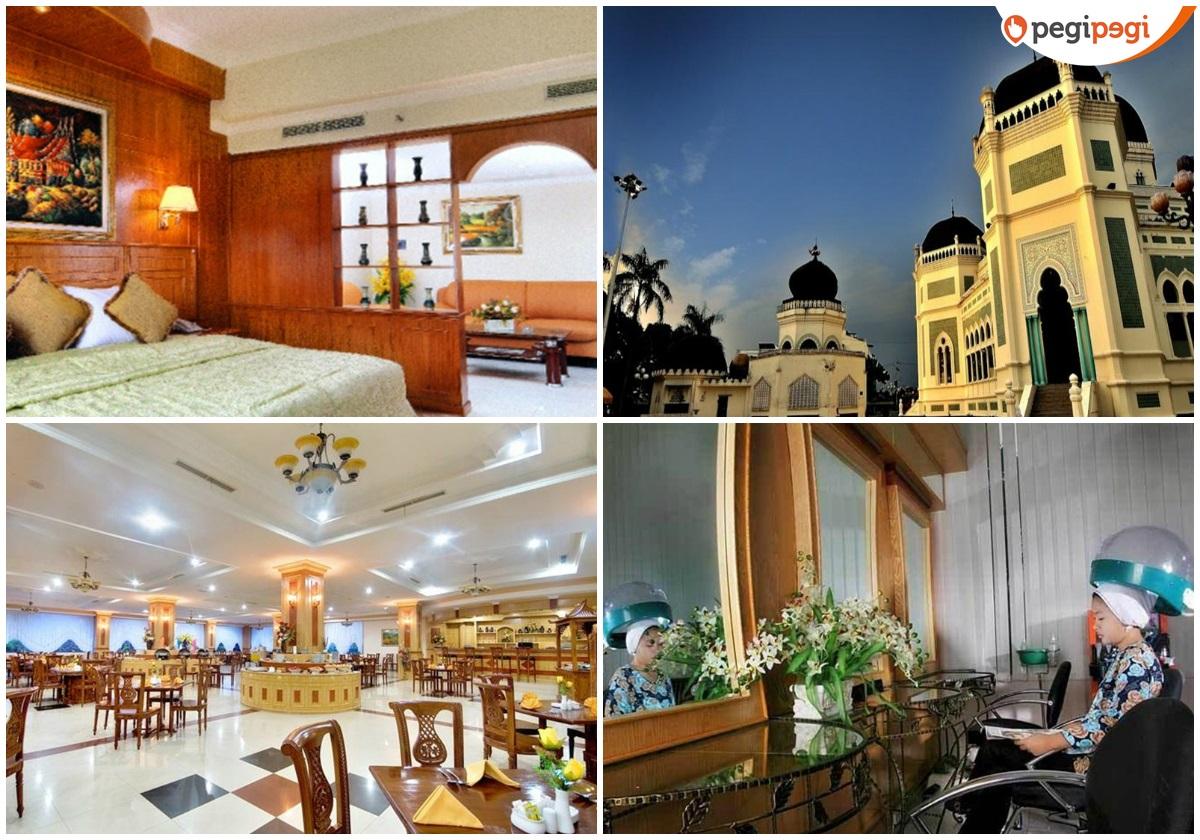 Hotel Madani Syariah Medan