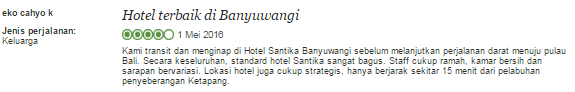 Screenshot santika