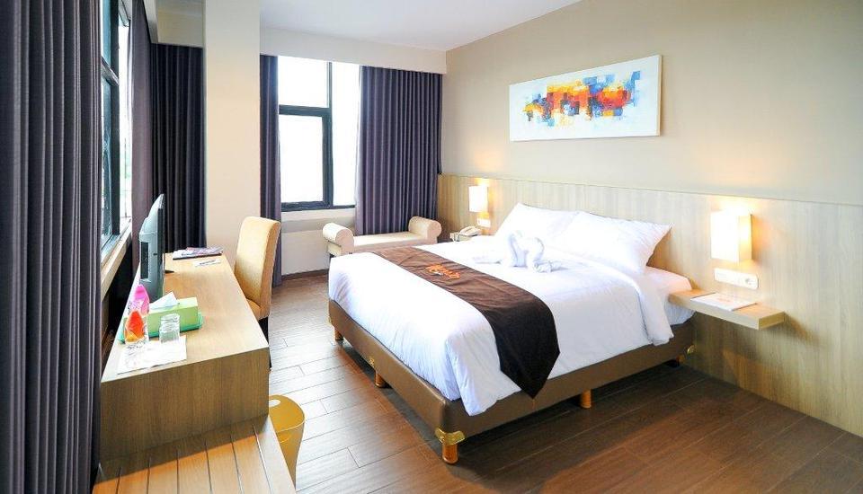 7 Hotel Murah Dan Nyaman Dekat Bandara Juanda Surabaya Tarif Di Bawah Rp 500 Ribu